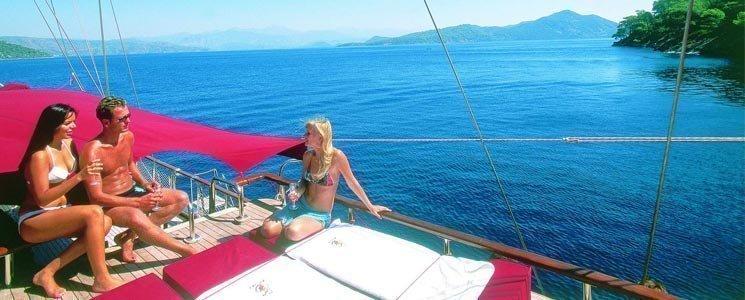Luxury Gulet Yachten