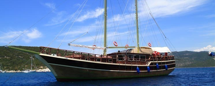 Standard Gulet Yachten