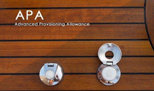 Was ist eine APA (Advance Provisioning Allowance)?