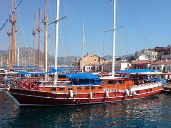 Gulet Akifoglu