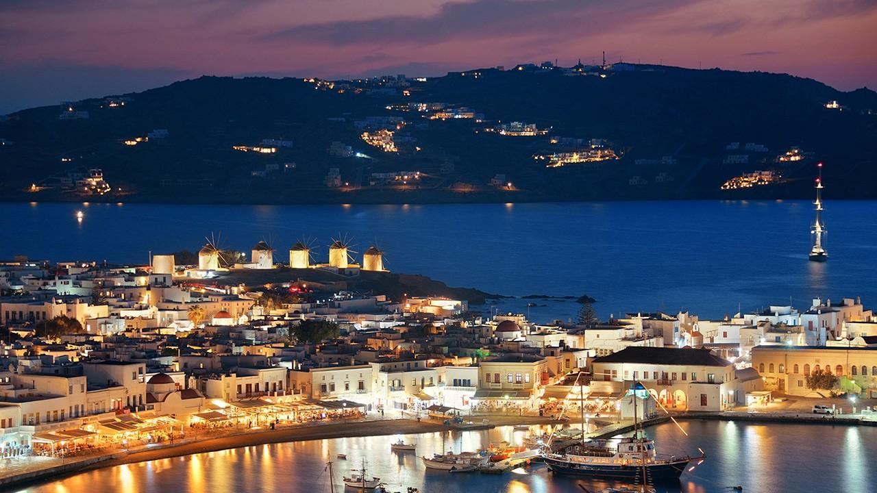 Bodrum nach Mykonos in 14 Nächten