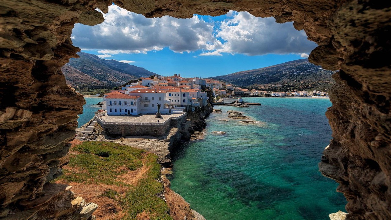 Insel Andros