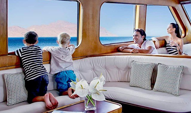 Familien Yachtcharter