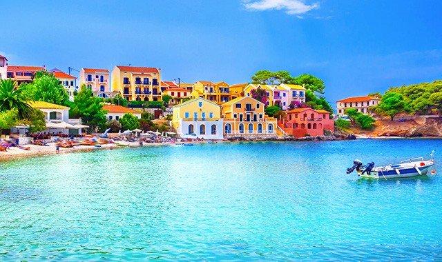 Griechische Inseln - Luxusyacht-Charter