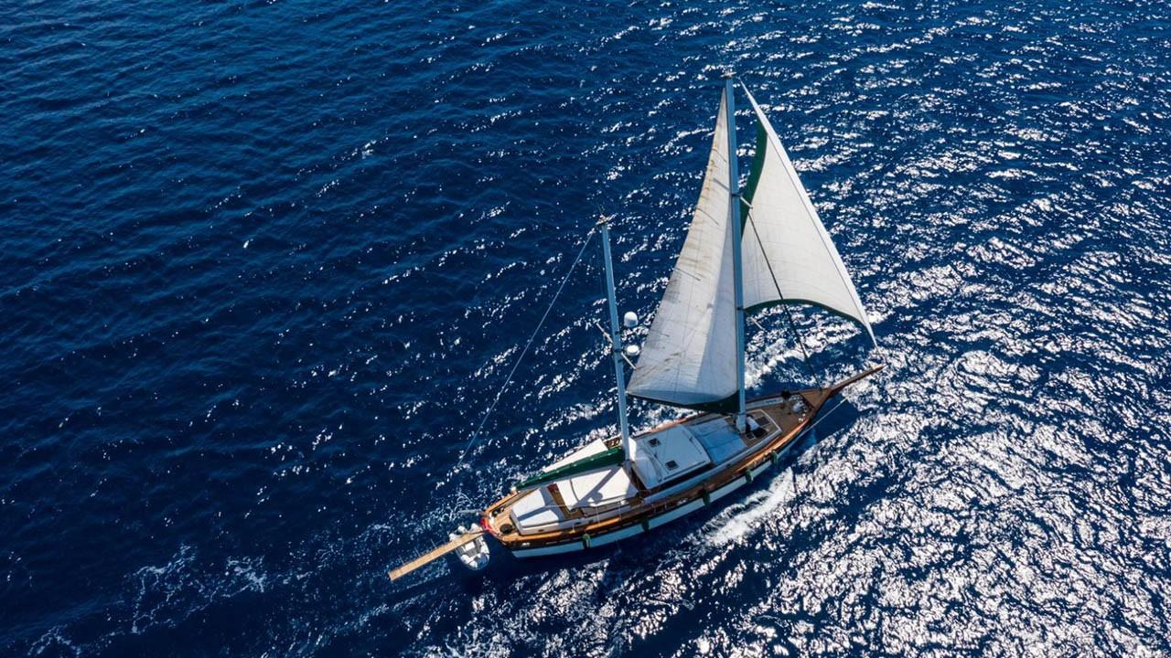 Segelyacht A.Eser