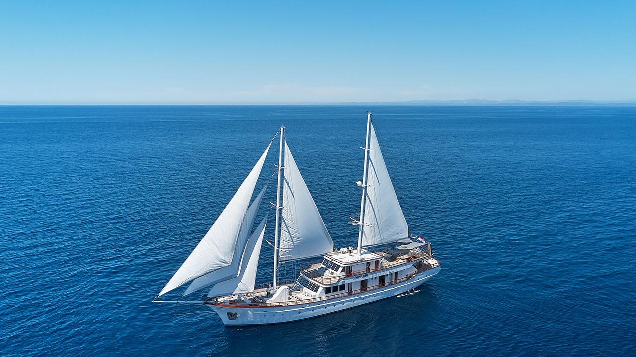 Segelyacht Corsario