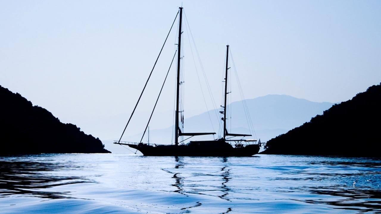 Segelyacht Daima