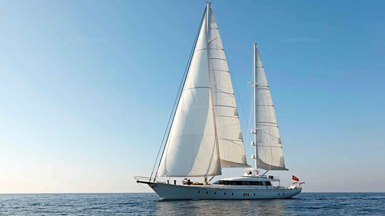 GLS-4 Segelyacht