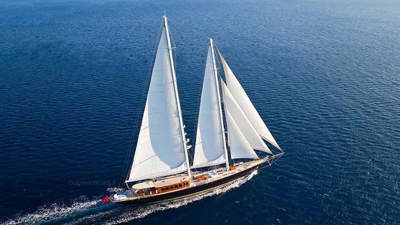 REA-6 Segelyacht