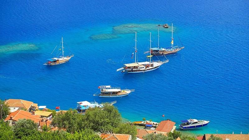 Antalya nach Kekova