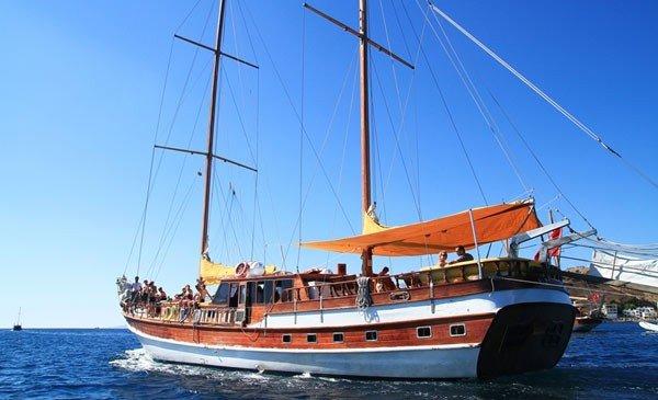 Bodrum - Griechische Inseln Yacht Richmond Vi