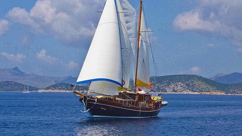 Bodrum zu nordgriechischen Inseln (Luxus)