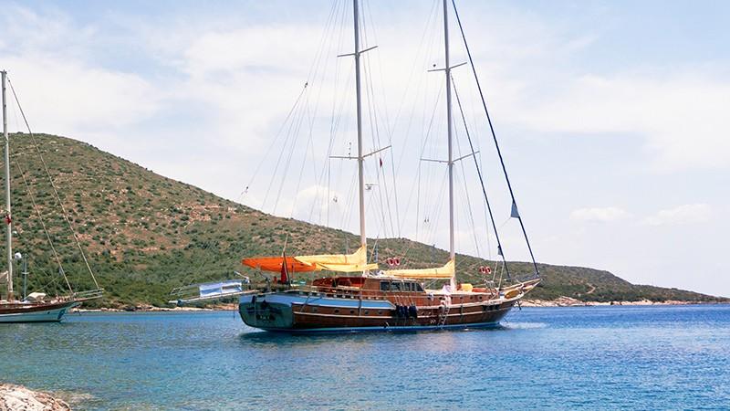 Bodrum zu südlichen griechischen Inseln (Luxus)