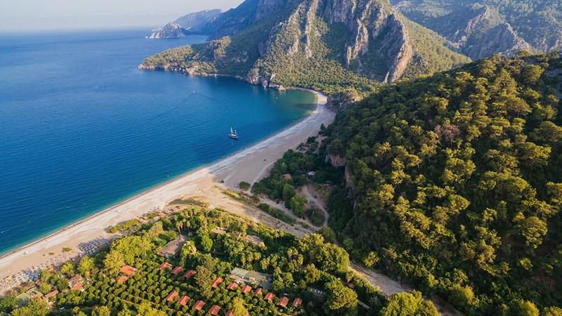 Mini-Kreuzfahrt von Olympos nach Fethiye