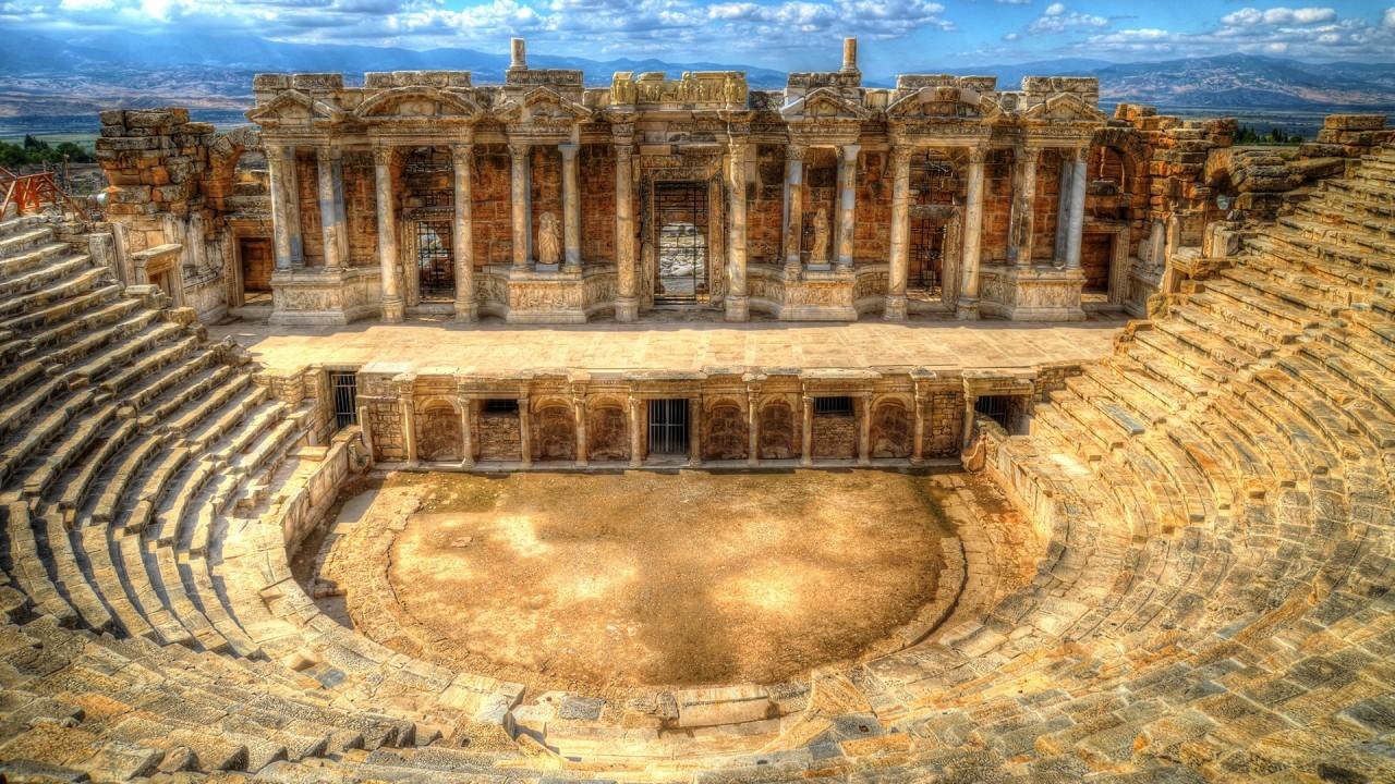 Reisen von Bodrum nach Ephesus - ein archäologisches Abenteuer