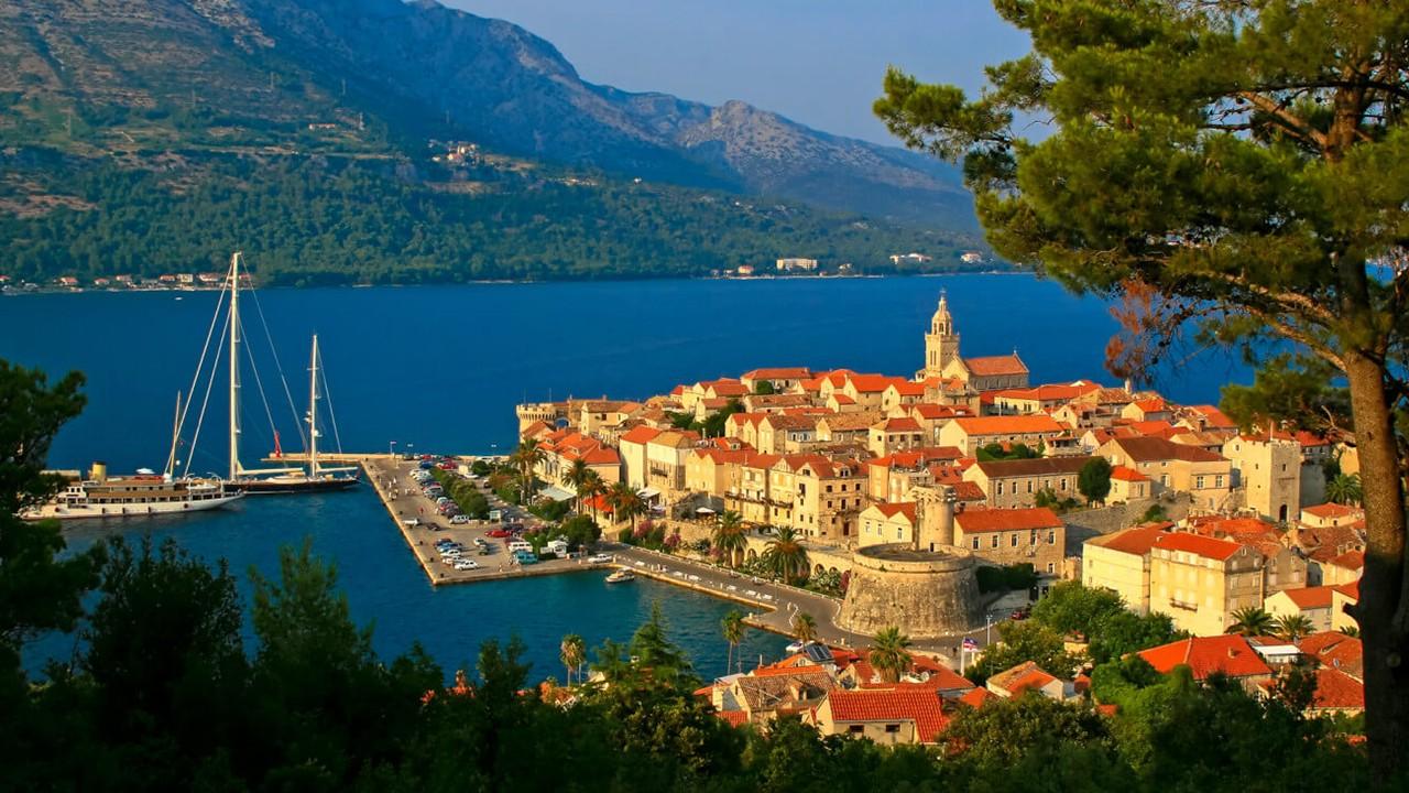 Split nach Dubrovnik