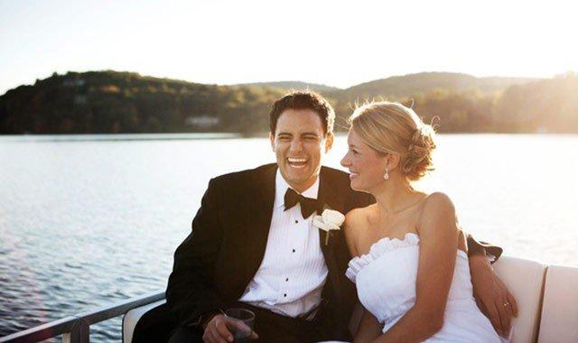 Hochzeits und Flitterwochen Yachtcharter