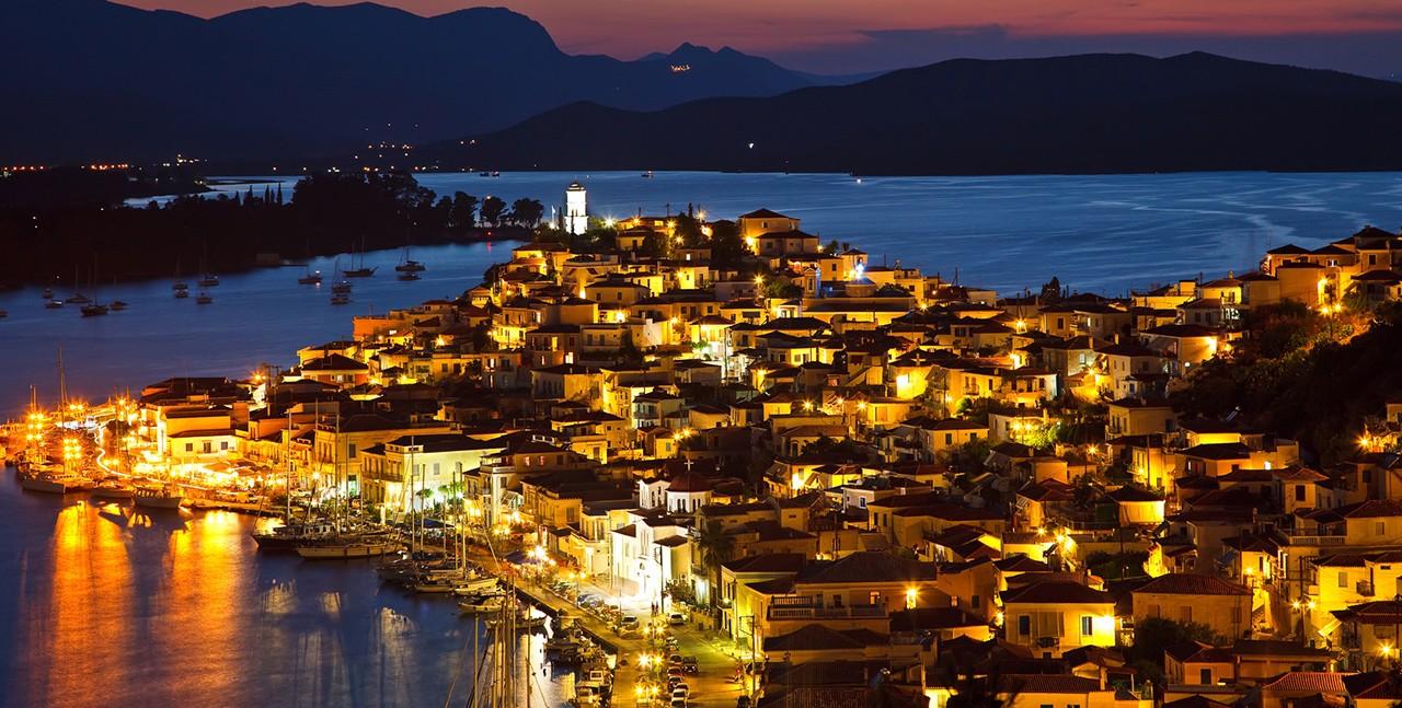 Saronische Inseln