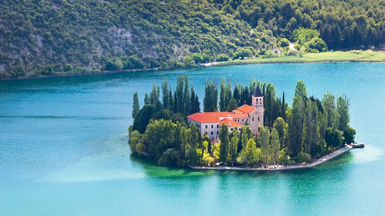 Zadar nach Norddalmatien