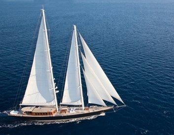 Gulet Yachtcharter in der Türkei, Griechische Inseln und Kroatien