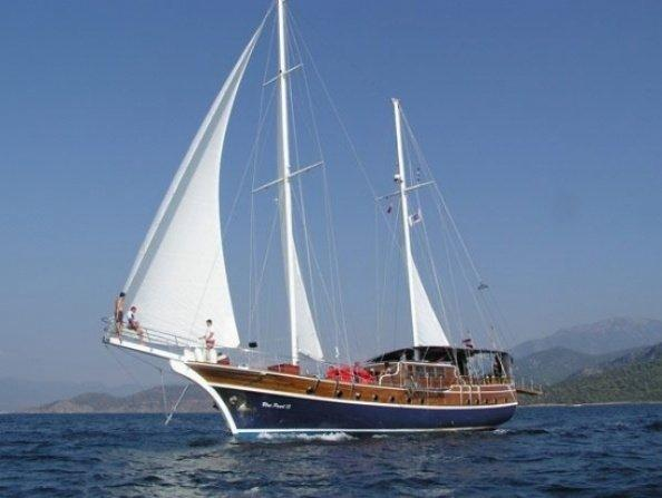 Blue Pearl Gulet Yacht
