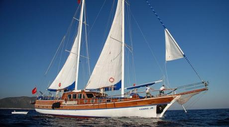 Cemre Junior Gulet Yacht