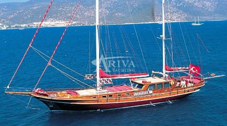 Cobra Queen Gulet Yacht