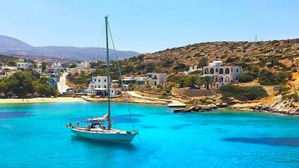 Insel Iraklia