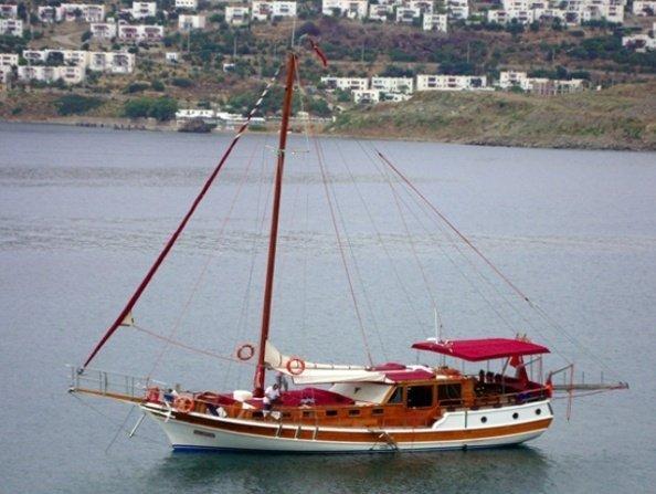Ege Gunesi Gulet Yacht