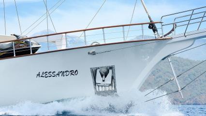 Segelyacht Alessandro