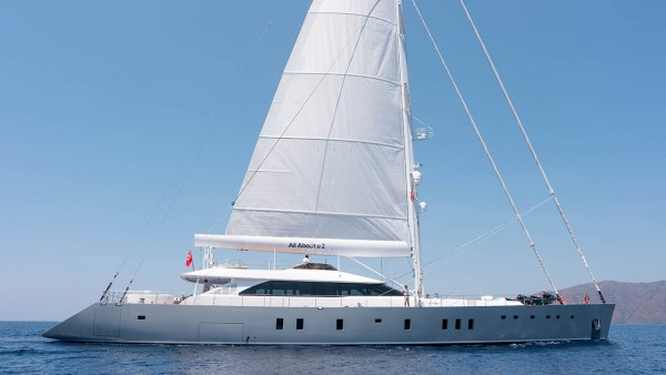 All About You 2 Segelyacht