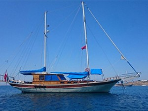 Amra Gulet Yacht