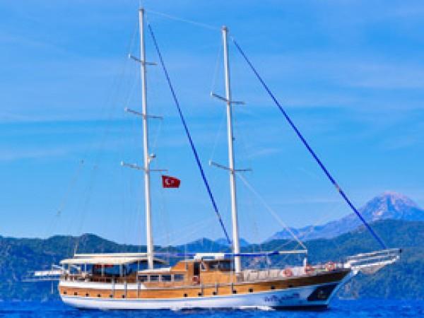 Baba Veli 8 Gulet Yacht