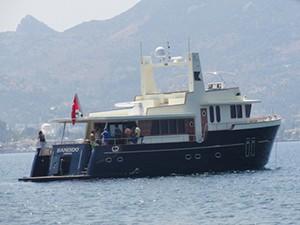 Bandido Motoryacht