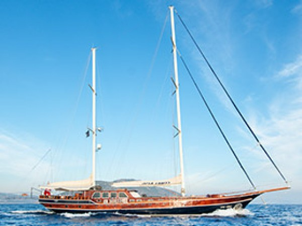 Cobra King Gulet Yacht