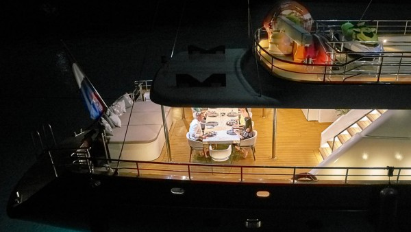 Segelyacht Dalmatino