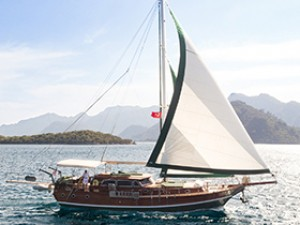 Dare to Dream Gulet Yacht