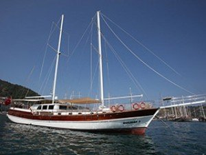 Holiday 5 Gulet Yacht