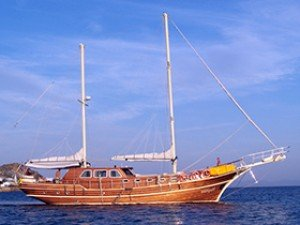 Neptun Gulet Yacht