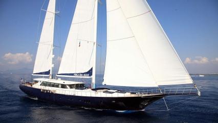 Perla Del Mare Segelyacht