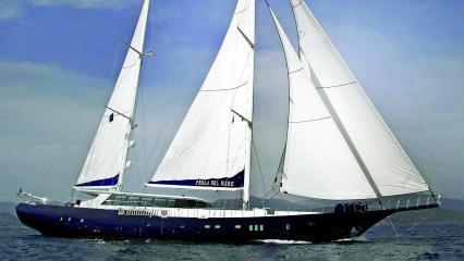 Segelyacht Perla Del Mare