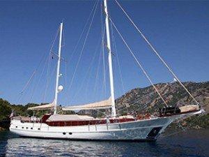 Schatz Gulet Yacht