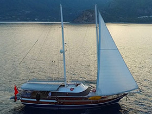 Yuce Bey 1 Gulet Yacht