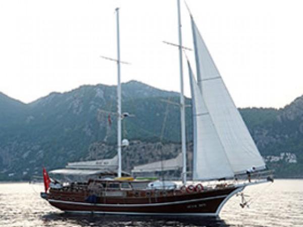 Yuce Bey Gulet Yacht
