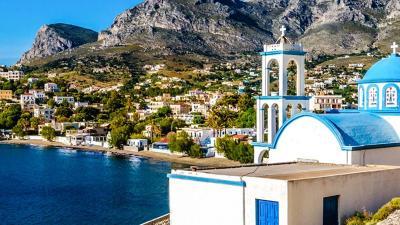 Bodrum zu griechischen Inseln (Nord Dodekanes)