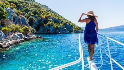 Mini-Kreuzfahrt von Fethiye nach Olympos