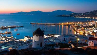 Mykonos Insel nach Bodrum