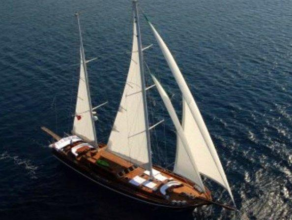 Lady Christa Gulet Yacht