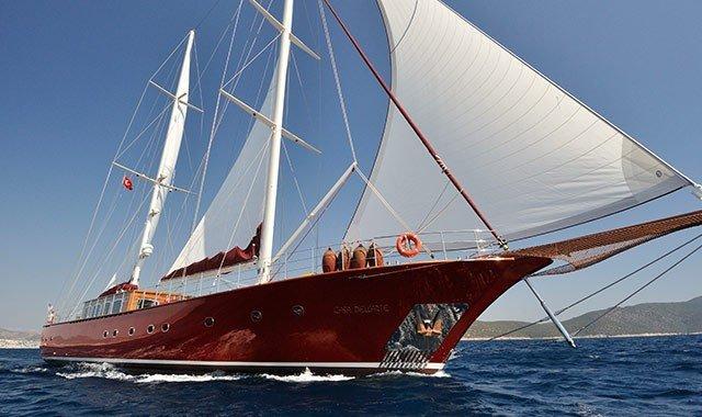 Super-Luxus-Gulet-Yachten