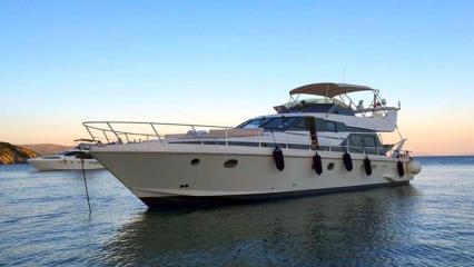 Aegean Angel Motoryacht